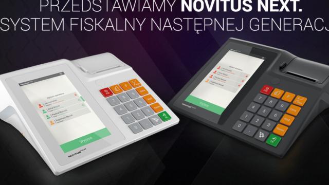 NOVITUS NEXT – nowy system fiskalny