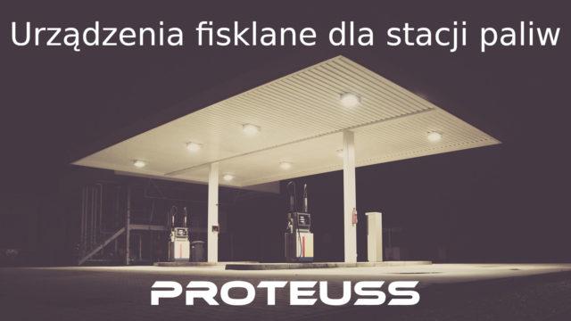 Urządzenia fiskalne Novitus Online dla stacji paliw i LPG
